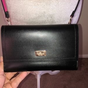Kate Spade Crossbody wallet